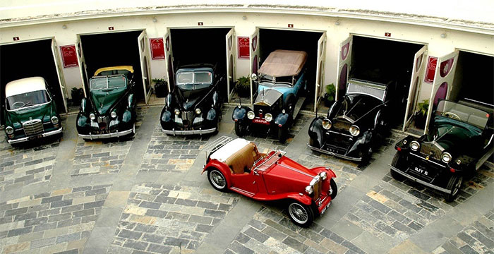 Vintage & Classic Car Collection